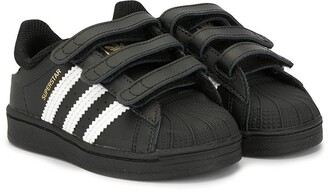 Adidas Originals Kids Superstar low-top sneakers