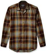 Pendleton Woolen Mills Pendleton Men's Size Long Sleeve Button Front Lodge Shirt