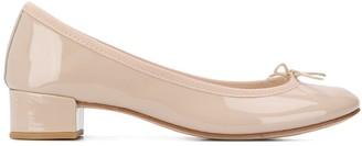 Repetto Ballet Pump Block Heels