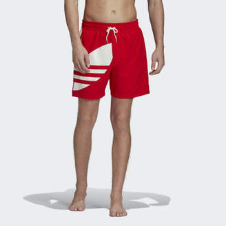 adidas Big Trefoil Swim Shorts