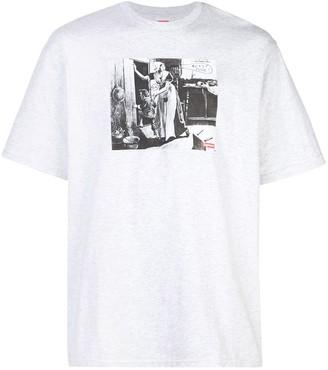 Supreme Mike Kelley-print T-shirt