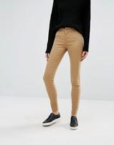 Vero Moda Mid Rise Smooth Skinny Jeans