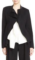 BOSS Women's Jamida Wool & Cashmere Jacket
