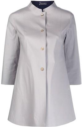Herno bonded-interior coat