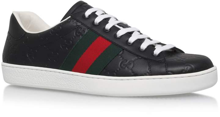 Gucci New Ace GG Sneakers