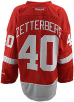 Reebok Kids' Henrik Zetterberg Detroit Red Wings Replica Jersey