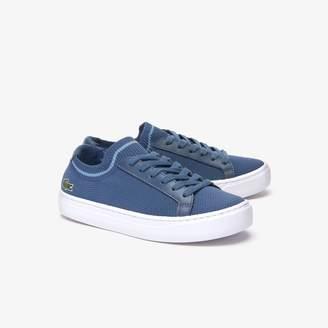 Lacoste Women's La Piquee Knit Sneakers