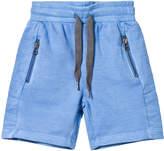 Molo Ady Shorts In Flourentic Blue