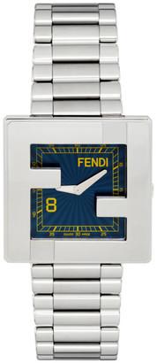 Fendi Silver Mania Watch