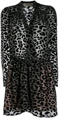 Zadig & Voltaire Fashion Show D Reveal dress