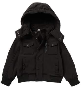 Ben Sherman Softshell Hooded Jacket (Little Boys)
