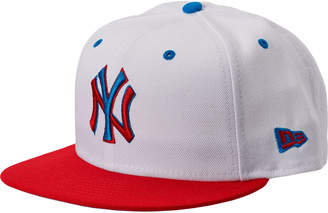 New Era New York Yankees MLB Split Color 9FIFTY Snapback Hat