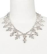 Givenchy Faux-Crystal Drama Collar Necklace