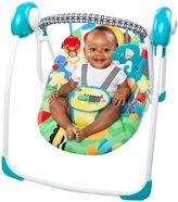 Bright Starts Portable Swing - Safari Smiles