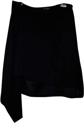 Lutz Huelle Black Skirt for Women