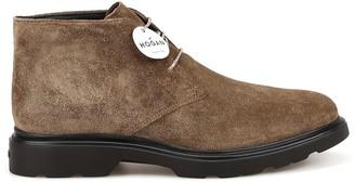 Hogan Route Desert Boots