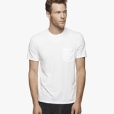 James Perse Brushed Jersey Pocket Tee