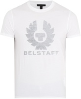 Belstaff Coatland logo-print cotton T-shirt