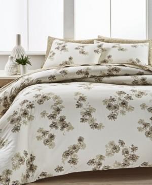 Calvin Klein Sandstorm Flora Full/Queen Comforter Set Bedding