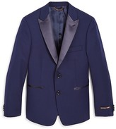 Michael Kors Boys' Satin Lapel Sport Coat - Sizes 8-18