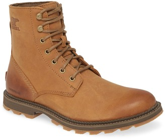 Sorel Madson Lace-Up Boot