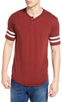 Brixton Men's Fairfield Henley T-Shirt