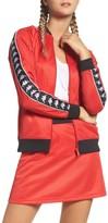 Kappa Women's Authentic Morecambe Track Jacket
