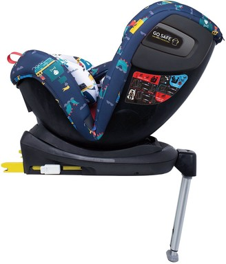 Cosatto All in All 360 Rotate Group 0+ 1/2/3, ISOFIX / Belt Fitted Car Seat - Sea Monsters