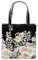 Ted Baker Gem Garden Small Icon Tote - Black