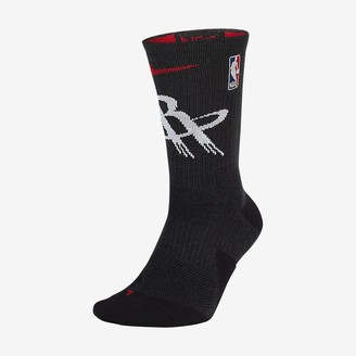 Nike NBA Crew Socks Houston Rockets Elite
