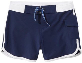 L.L. Bean Girls' Sun-and-Surf Shorts