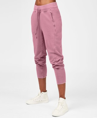 Sweaty Betty Garudasana Cropped Sweatpants