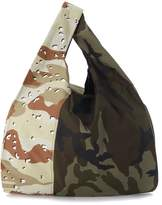 MM6 MAISON MARGIELA Market Bag In Camouflage Fabric