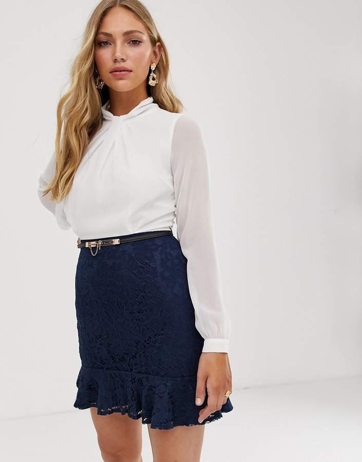 81239f124ba Flippy Hem Dress - ShopStyle