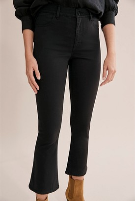 Country Road Sateen Kick Flare