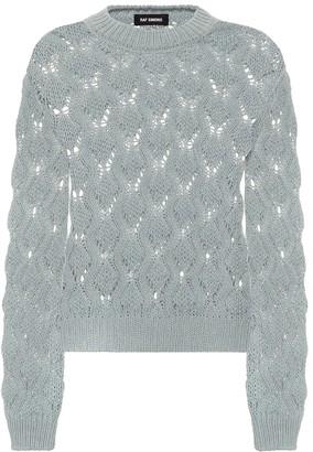 Raf Simons Alpaca-blend sweater
