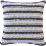 Stripe Knit Cushion