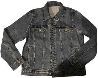 A.P.C. Blue Denim - Jeans Jackets