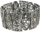 Jeweled Filigree Bracelet