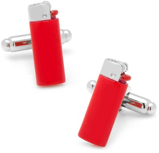 Cufflinks Inc. Red Lighter Cuff Links