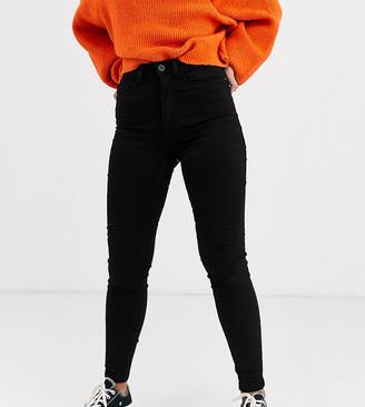 Only Petite high waist skinny jean