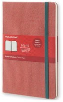Moleskine Blend Collection Notebook - Red