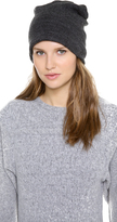 Plush Barca Slouchy Fleece Lined Hat