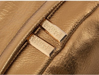 Pantone Metallic Backpack - Gold