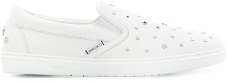 Jimmy Choo Grove slip-on sneakers