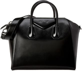 Givenchy Antigona Medium Leather Satchel