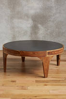 Anthropologie Banla Wood Coffee Table