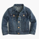 J.Crew Boys' denim jacket