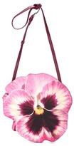 Christopher Kane Pansy-shaped shoulder bag