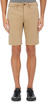 Nlst Men's Cotton Chino Shorts-Tan Size M